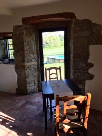 Vicchio, Italia: Sala pranzo
