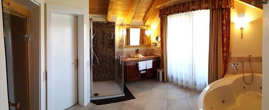 Ladis, Austria: Romantiktraum-Suite mit Sauna