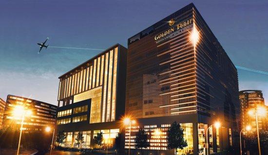 Golden Tulip Incheon Airport Hotel & Suites