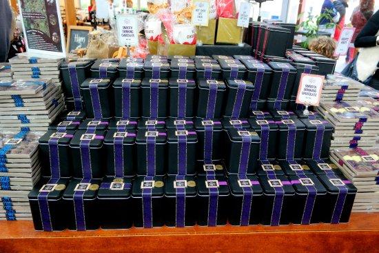 Metricup, Australia: Margaret River Chocolate Company