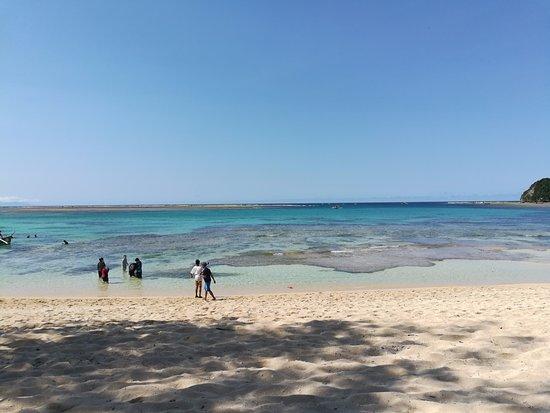Santa Ana, الفلبين: Anguib Beach