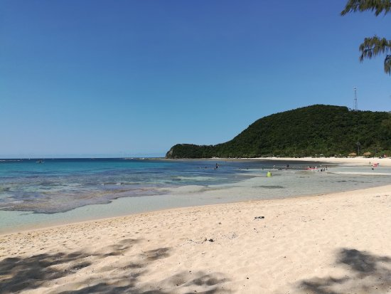 Santa Ana, الفلبين: Anguib Beach1