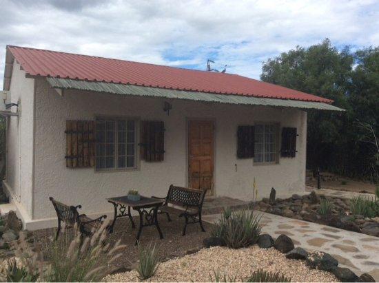 Okahandja, Namibia: Das Familienzimmer-/ Häuschen (3Betten)