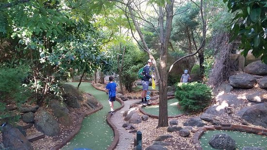 Grampians Adventure Golf