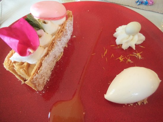 Compeyre, Francia: le millefeuille