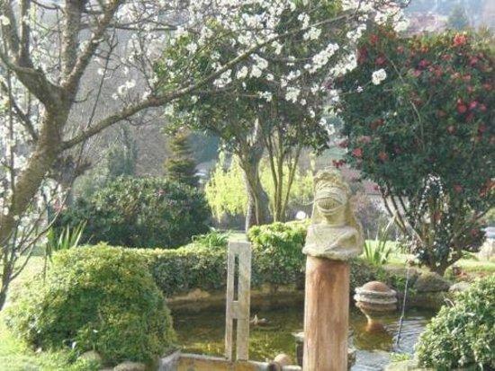 Quintueles, Hiszpania: jardin