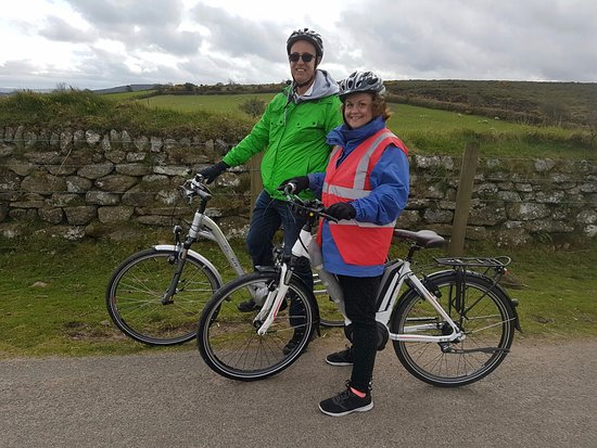Dartmoor Electric Bicycles: April on Dartmoor