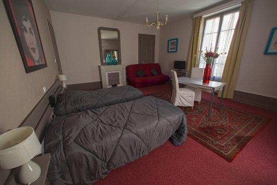 Hotel thermal aix les bains frankrijk foto 39 s reviews - Hotel aix les bains cauchemar en cuisine ...