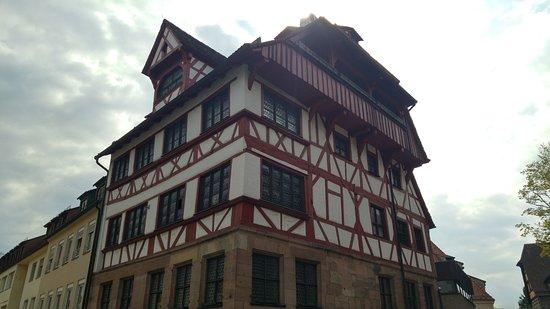 Albrecht-Dürer-Haus: Casa de Alberto Durero