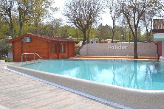 Funtana, Hırvatistan: Swiming pool