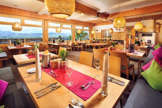 Ruckholz, Germany: Einer unserer Restaurantbereiche