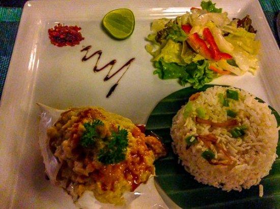 Semondu : Crab dish