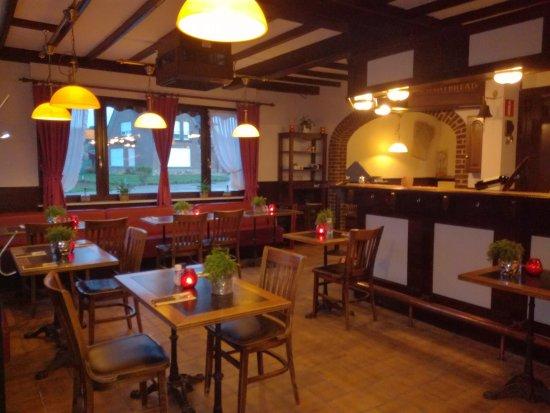 Aarschot, Bélgica: Het voorste gedeelte