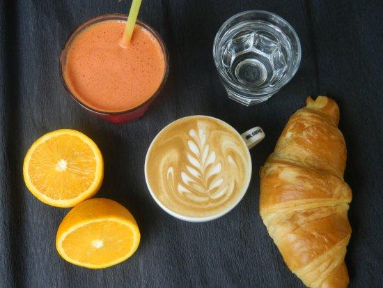 Zlin, Czech Republic: Snídaně u Mr. Coffee - každý den 8.00 - 11.00