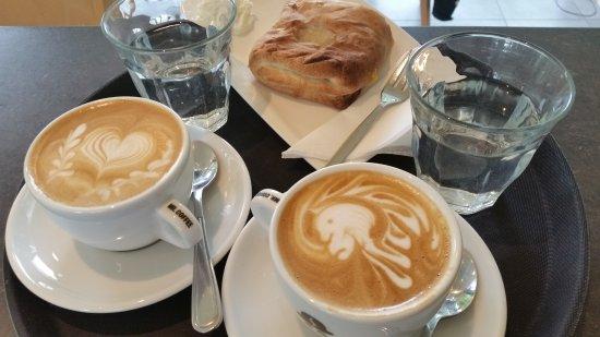 Zlin, Çek Cumhuriyeti: Na výběr dáváme vždy ze dvou variant našich pražených káv.