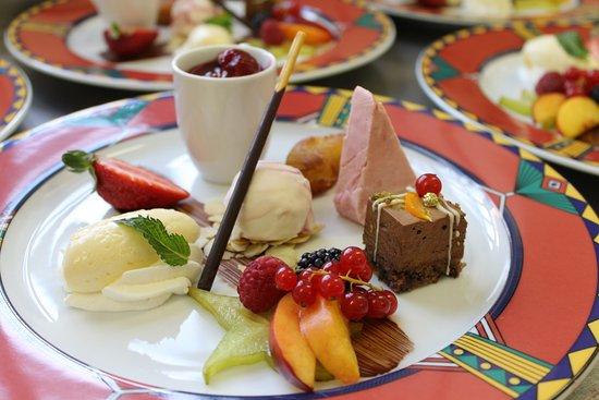 Neuhof an der Zenn, Deutschland: Dessert