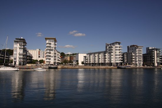 Helsingborg, Sverige: The north harbour