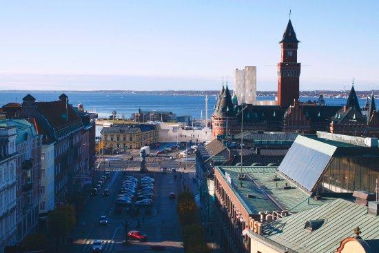 Helsingborg, Sverige: City view