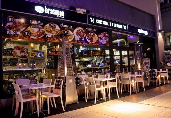 imagen Restaurante Brasapan en Gandia