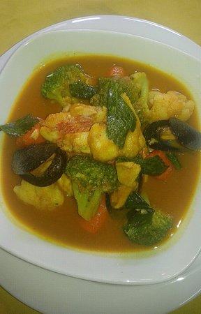C F R Cuisine Facile Et Rapide Picture Of Cote Jardin Ndjamena