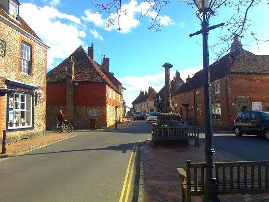 Steyning, UK: Alfriston