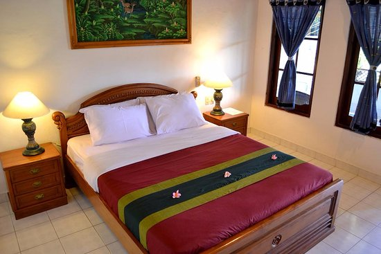 Hotel Flamboyan: Double room