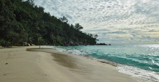 Praslin Island, Seychelles: Bellezza senza compromessi