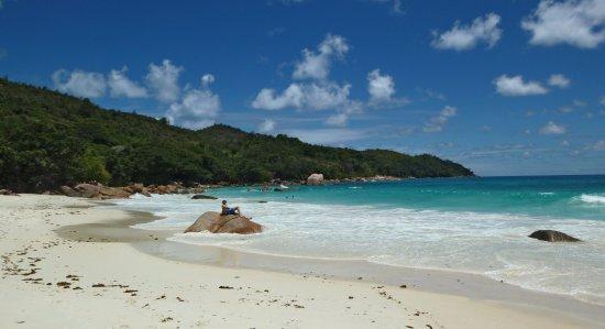 Praslin Island, Seychelles: Non avrai altra spiaggia al di fuori di me!!!