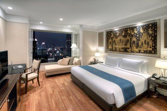 Grande Centre Point Hotel Ratchadamri Grand Deluxe Room