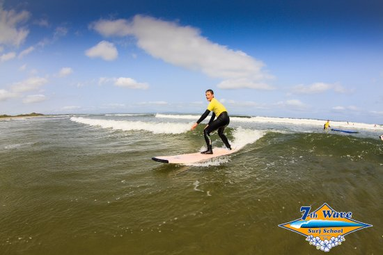 7th Wave Surf School: Catch a wave in Enniscrone, Sligo, Ireland