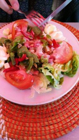 Villeneuve-Minervois, France: Très bien mangé et à petit prix pour une famille de 5 personnes ☀️👍