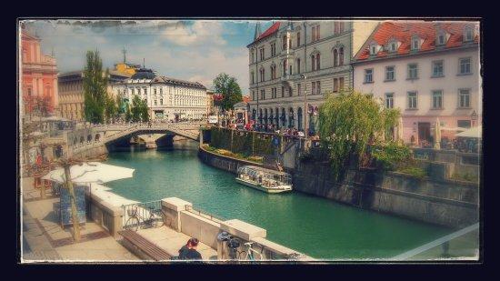 Hotel Emonec: Triplo ponte