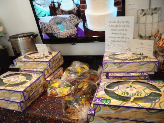 King Cakes For Sale In New Orleans