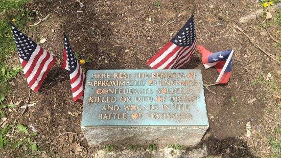 Lewisburg, Batı Virjinya: Confederate Cemetery