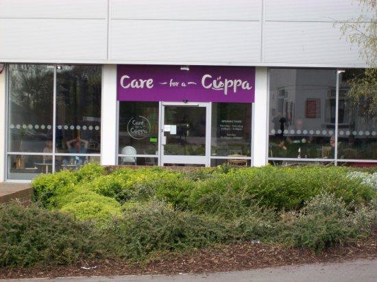 Ashgate Hospice Cafeteria - Care for a Cuppa, Clowne