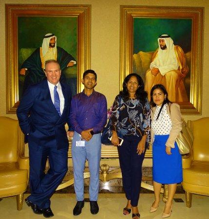 BBQ Al Qasr: Inside Emirates Palace