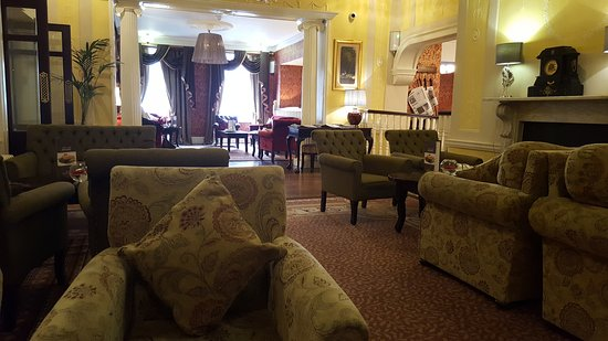 Buswells Hotel : Old fashioned comfort