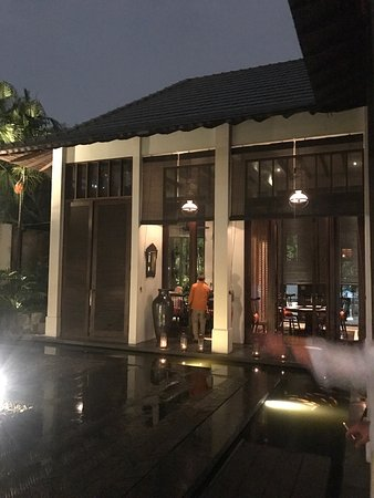 Seribu Rasa: The beautiful restaurant interior