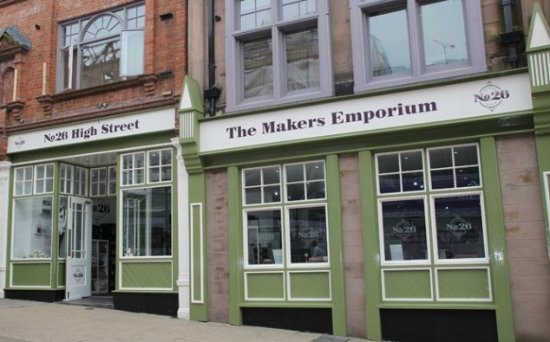 ‪The Makers Emporium‬