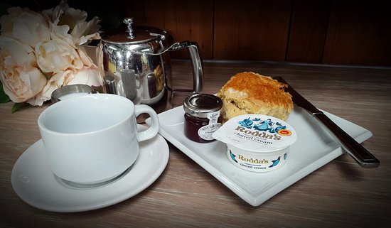 Wallingford, UK: Cream Tea