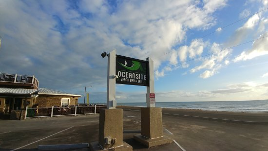 Oceanside Beach Bar And Grill
