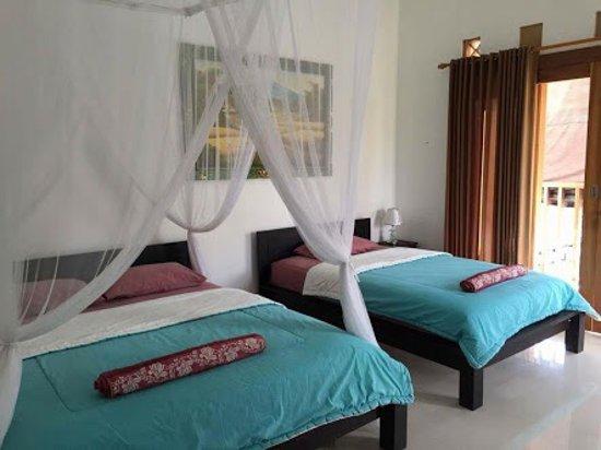 Jembrana, Indonesia: Medewi Villa D'Sawah