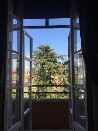 21 Aprile House : Il terrazzino della camera Premium