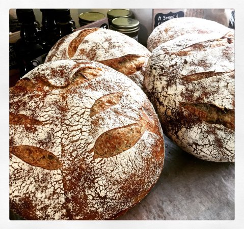 East Burke, VT: Artisan bread, pastries sandwiches and more