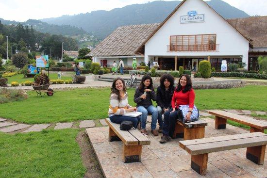 Sopo, Kolombiya: Visite el lugar es amplio y hermoso,y los mas importante que piensan en los niños, en todo senti