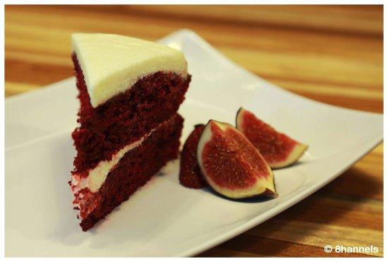 Tawau, มาเลเซีย: Our Signatur Red Velvet Cake