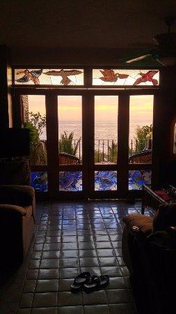 Plazamar: View of Ocean when you walk in