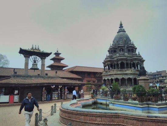 Bagmati Zone, Nepal: Patan dubar sqaure