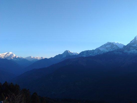 Bagmati Zone, Nepal: Poon hill
