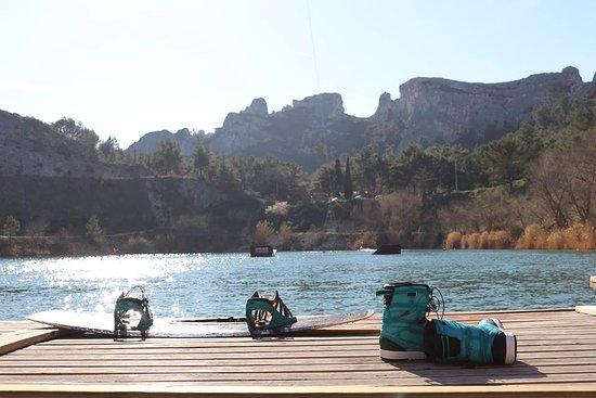 Orgon, Frankrike: Chill and Ride WakePark